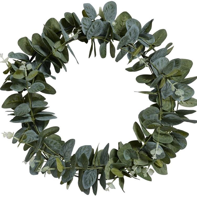 Eucalyptus Leaves Wreath