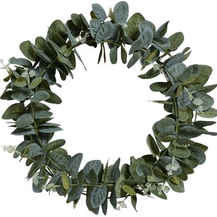 Eucalyptus Leaves Wreath
