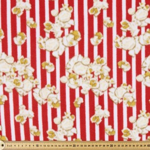 Popcorn Printed Nordic Fleece