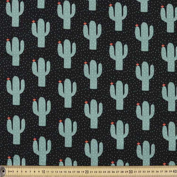 Totally Cactus Buzoku Cotton Duck