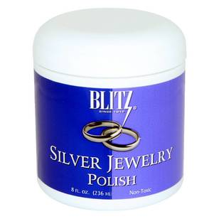 Blitz Silver Jewelry Polish