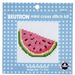 Beutron Watermelon Cross Stitch Kit