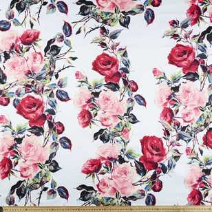 Rosey Printed Cotton Sateen