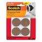 Scotch Gripping Pads Brown