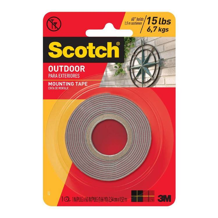 Scotch Outdoor Mounting Tape