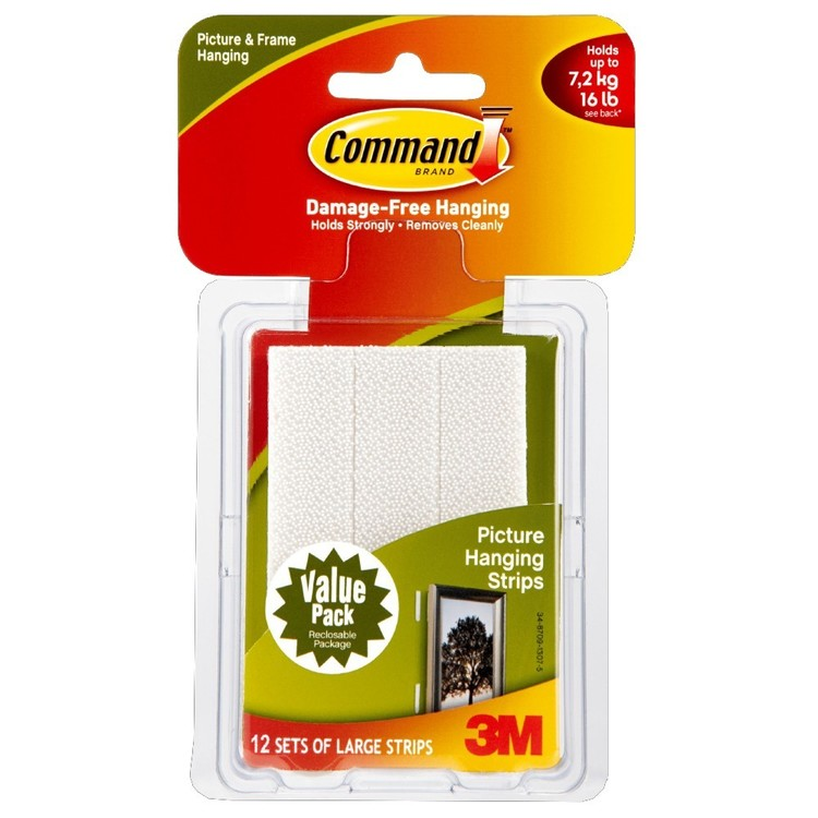 3m Command Picture Hang Strips