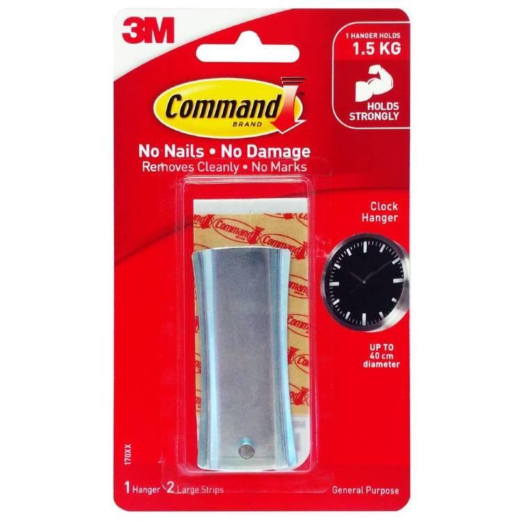 3M Command Clock Hanger