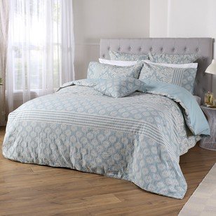 KOO Elite Kinsley Quilt Cover Set