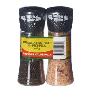Gfresh Himalayan Salt & Pepper