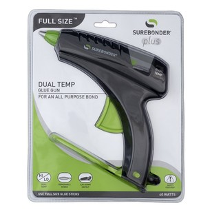Surebonder Full Size Dual Temperature Glue Gun