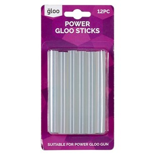 Gloo High Temperature Large Glue Sticks
