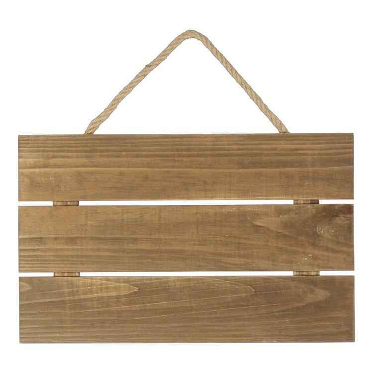 Francheville 3 Slat Wood Hanging