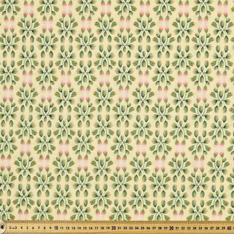 Budgie Serenade Fancy Bedding Fabric
