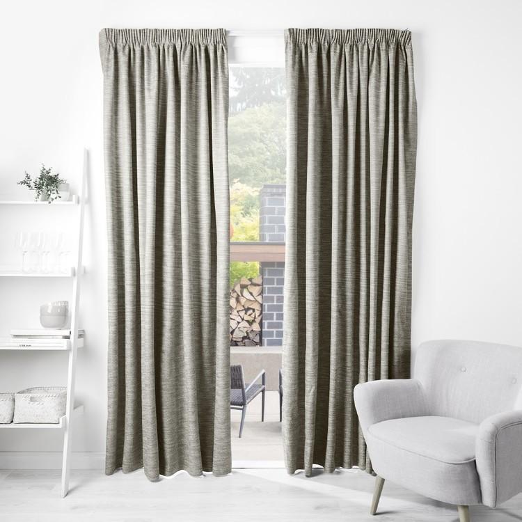 Gummerson Lewis Pencil Pleat Curtain