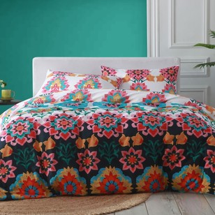 Brampton House Fiesta Quilt Cover Set - Everyday Bargain