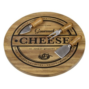 Southwest Cheese Serving Set