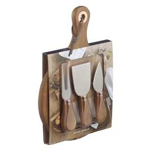 Southwest Cheese Board & Knife Set