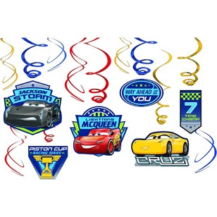 Cars 3 Swirl Value Pack