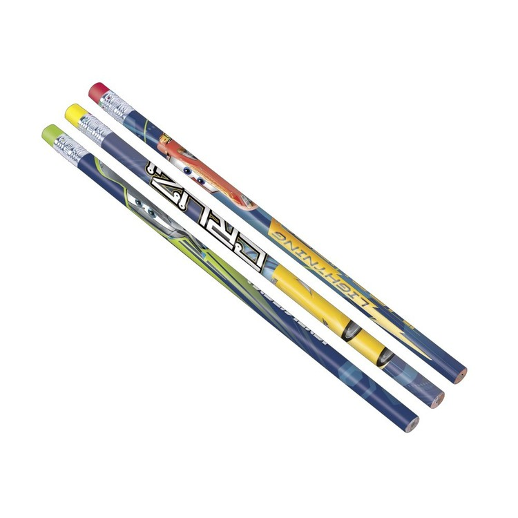 Cars 3 Pencil Favours