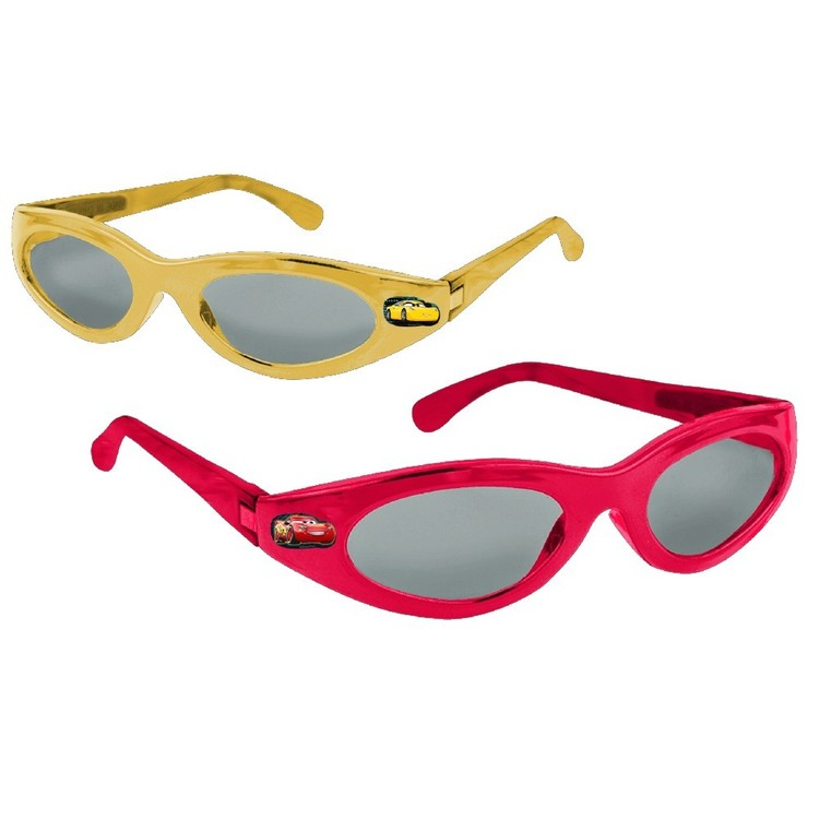 Cars 3 Glasses Favours