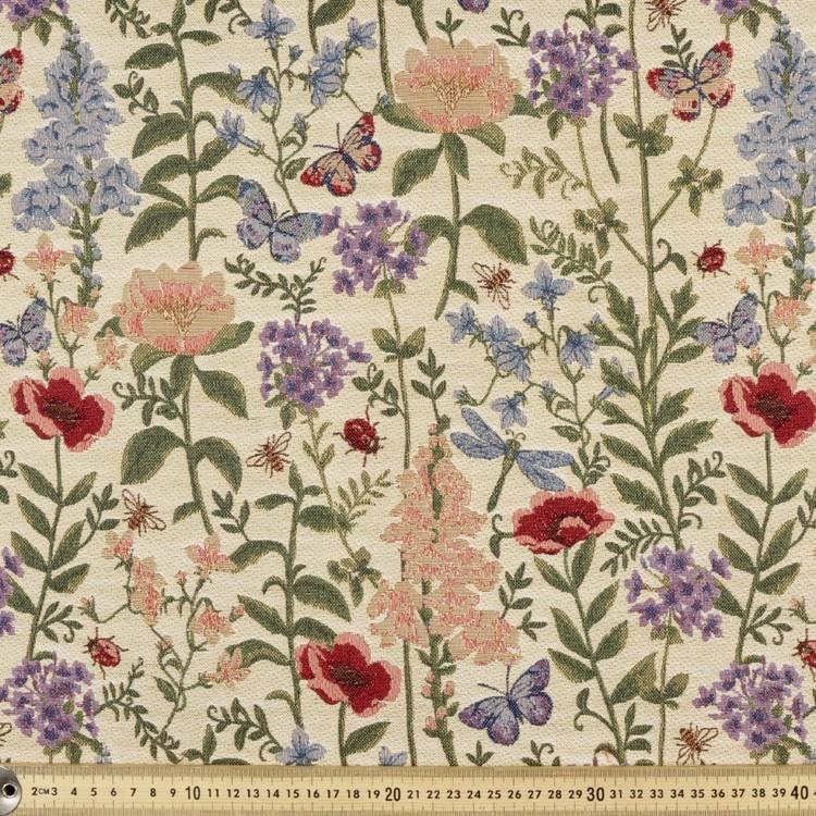 Georgie Floral Tapestry