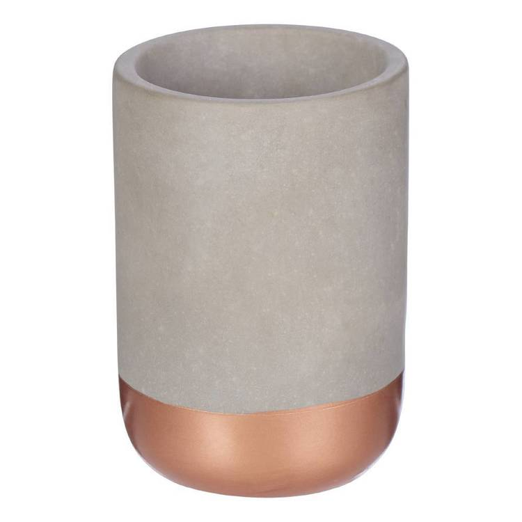 Bath By Ladelle Clarins Tumbler Copper