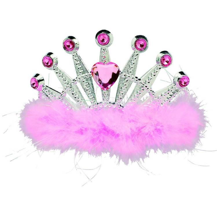 Amscan Pretty Pink Tiara