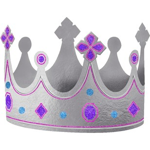 Amscan Birthday Chic Paper Crown