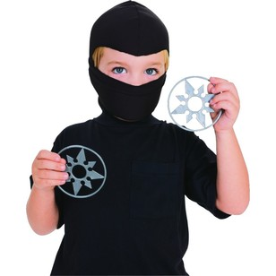 Amscan Ninja Accessory Kit