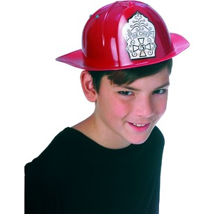 Amscan Firefighter Child Helmet