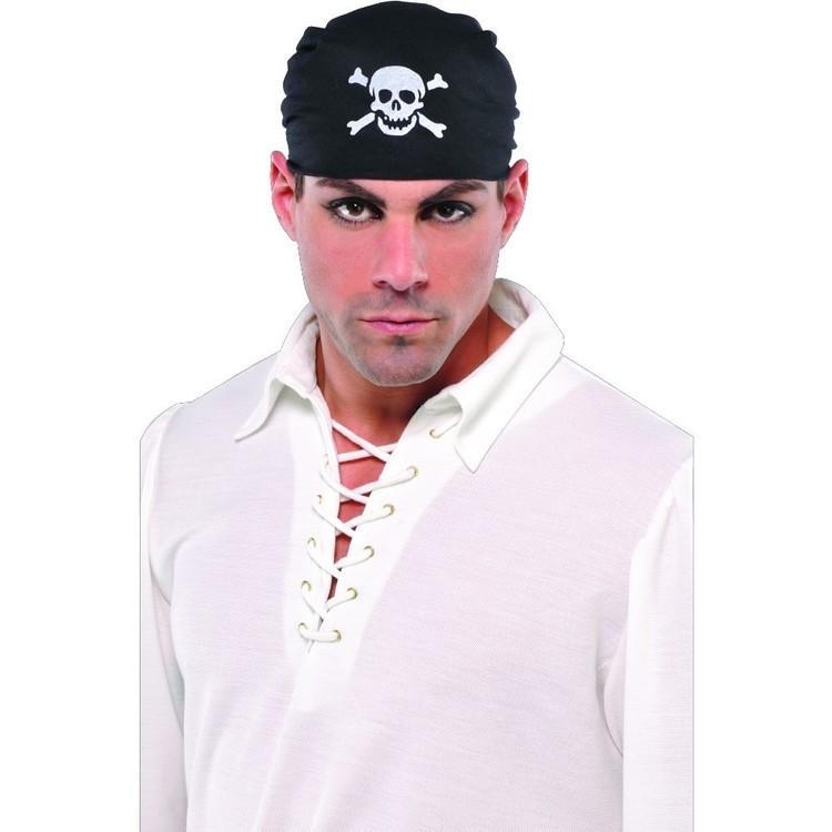 Amscan Pirate Skull Bandana