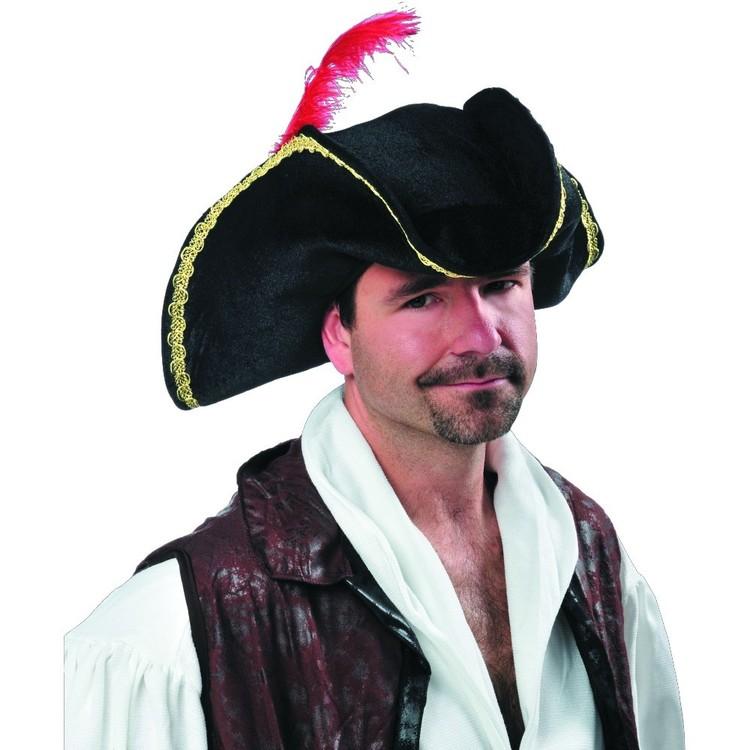 Amscan Pirate Buccaneer Hat