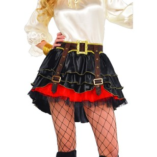 Amscan Swashbuckler Pirate Skirt