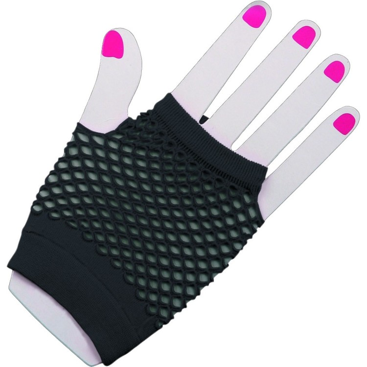 Amscan 80'S Fishnet Gloves