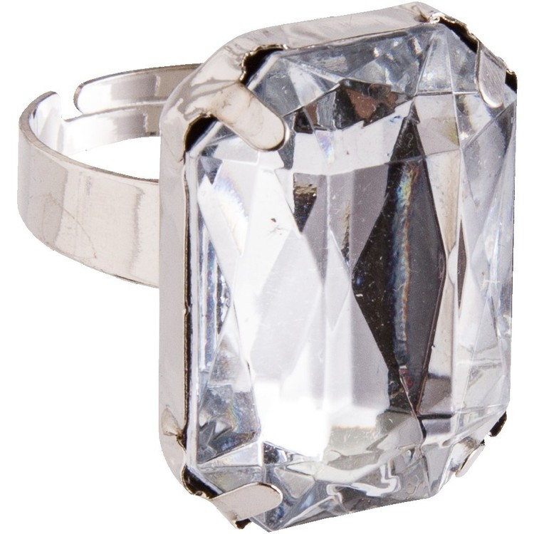 Amscan Roaring 20'S Diamond Ring