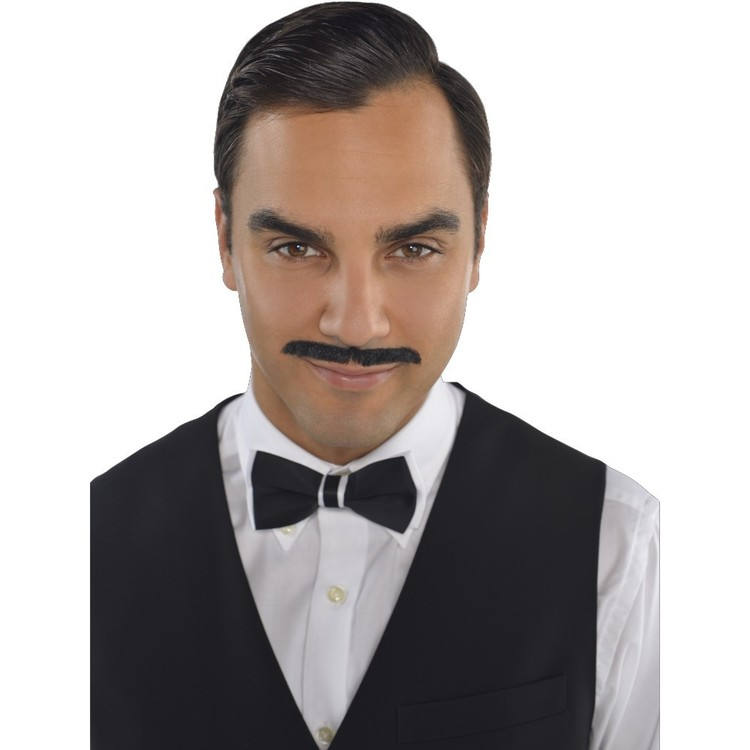 Amscan Roaring 20'S Old Hollywood Moustache