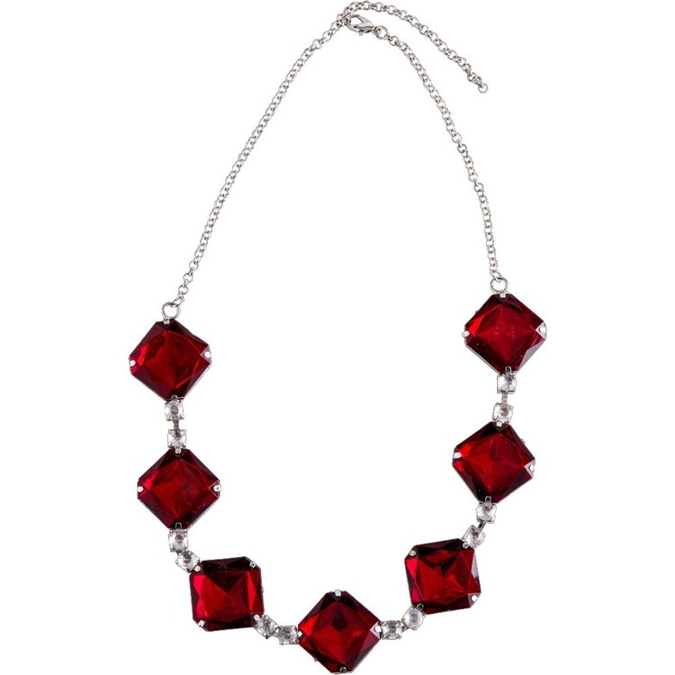 Amscan Roaring 20'S Ruby Jewellery Set