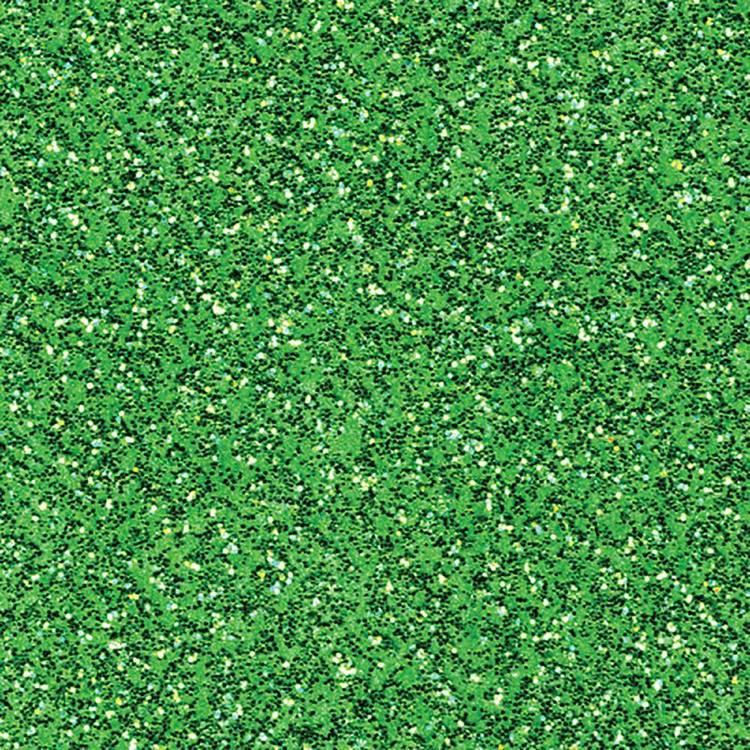 American Crafts Coredinations Glitter Silk Green Sheen Cardstock