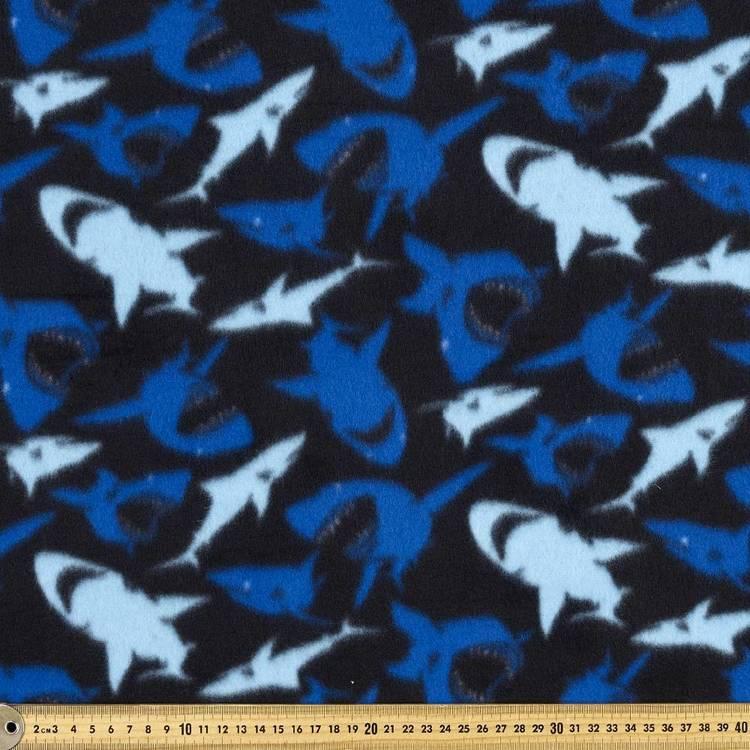 Shark Printed Peak Polar - Everyday Bargain