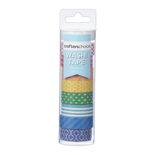 Crafters Choice Washi Tape