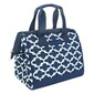 Sachi Morocco Sachi Lunch Bag Blue & White