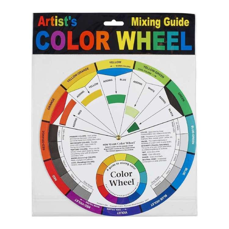 Color Wheel Company Artist's Colour Wheel