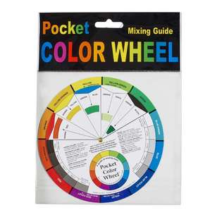 Color Wheel Company Pocket Colour Wheel