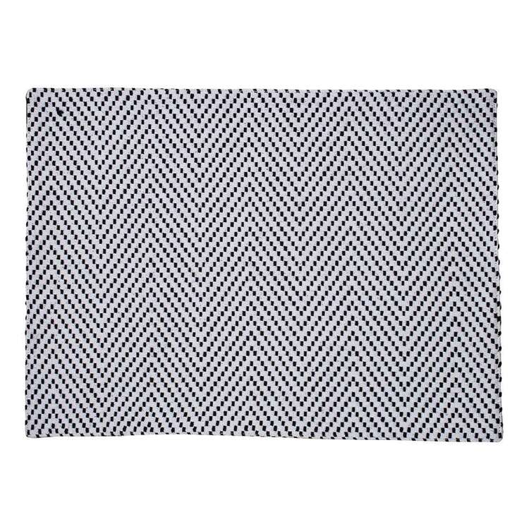 Dine By Ladelle Chevron Dobby Placemat