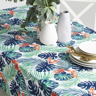 Dine By Ladelle Utopia Tropical Tablecloth