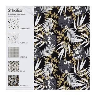 Stikatex Adult Printed Fabric Adhesive Sheet