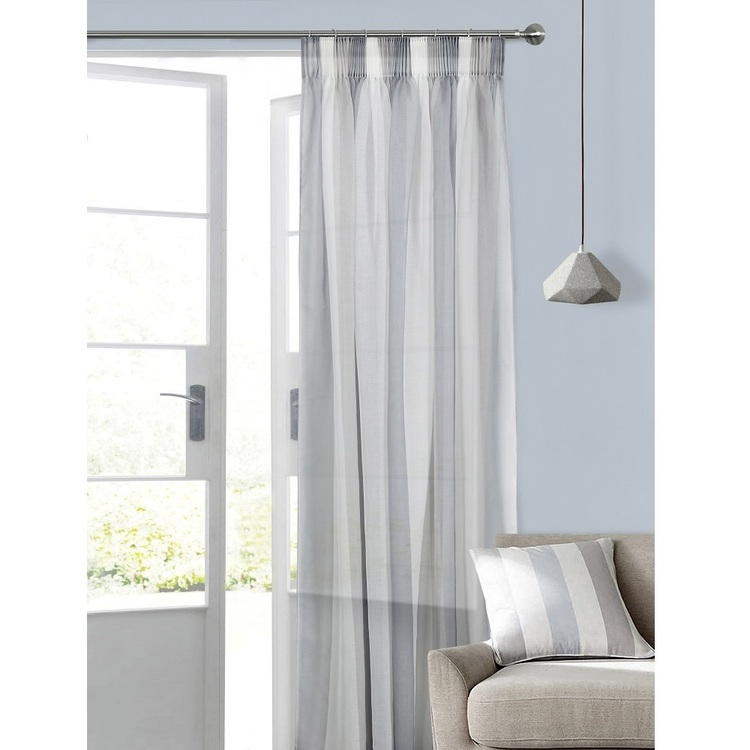 Caprice Provance Pencil Pleat Curtain Multicoloured