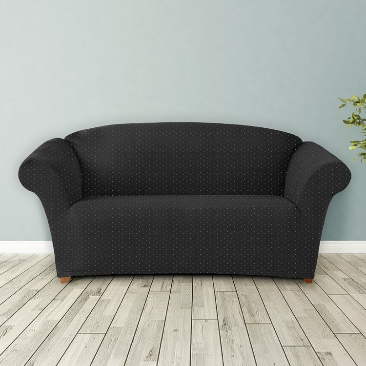 Ardor Polka 2 Seater Couch Cover