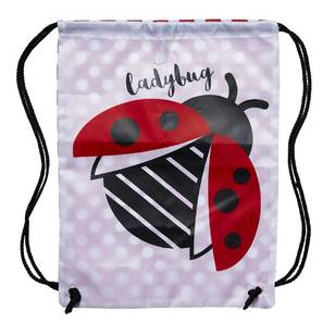 WAM Lady Bug Library Bag