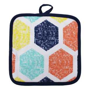 WAM Stippled Hexagon Pot Holder